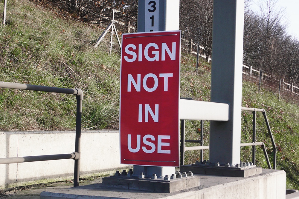 sign-not-in-use